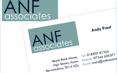 ANF Associates – Brand Development & Web Design