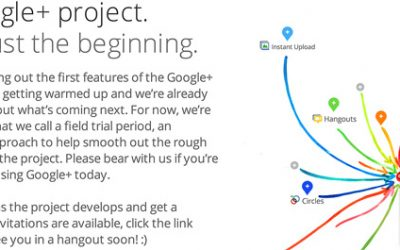 Get Invitations to Google Plus
