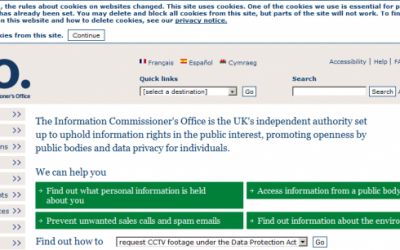 Solution for Google Analytics Cookies: UK Cookies Law Implications