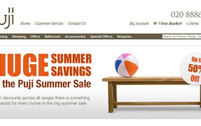 Magento Case Study – Puji Furniture